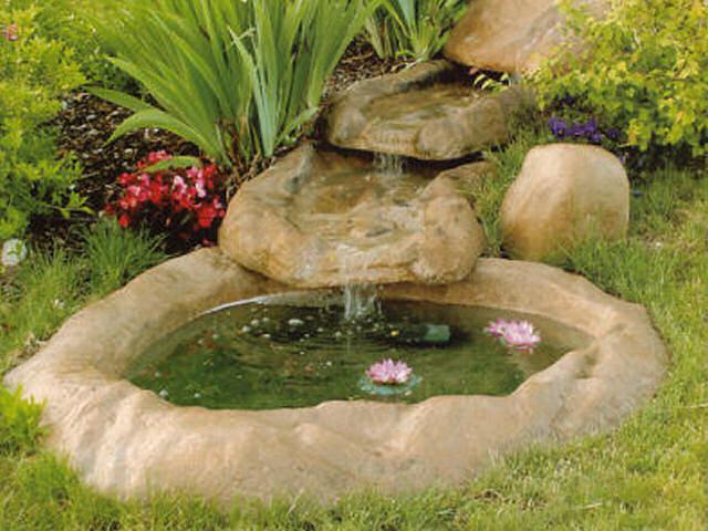 Vendita e installazione laghetti artificiali for Laghetti artificiali per giardino